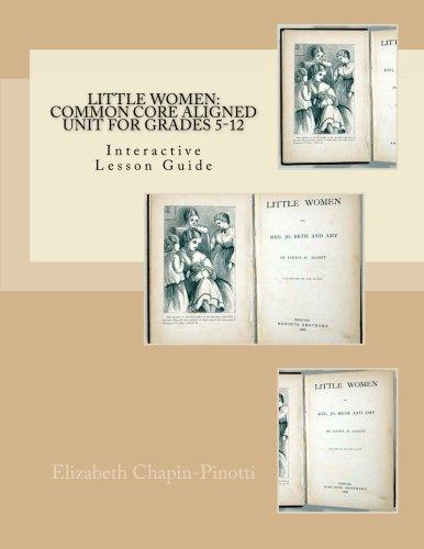 9780615862637: Little Women: Common Core Aligned Unit for Grades 5-12