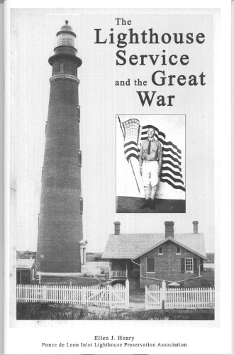 9780615876849: The Lighthouse Service and the Great War