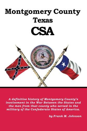 Montgomery County, Texas, CSA: Johnson, Frank M