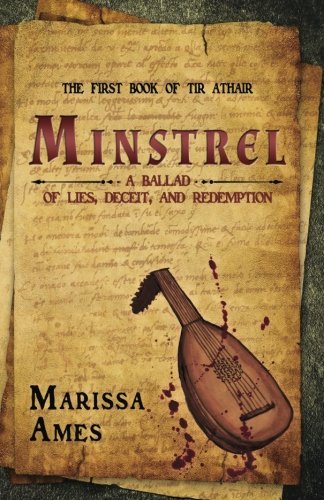 Minstrel (Tir Athair) (Volume 1) (INSCRIBED BY AUTHOR): Ames, Marissa