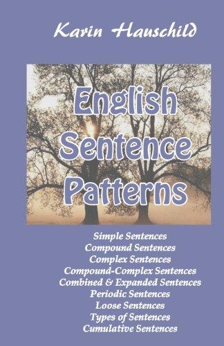 9780615879444: English Sentence Patterns