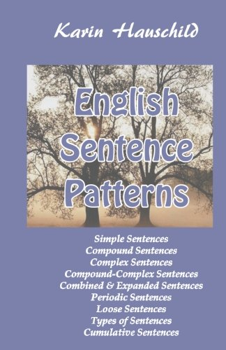 9780615879444: English Sentence Patterns