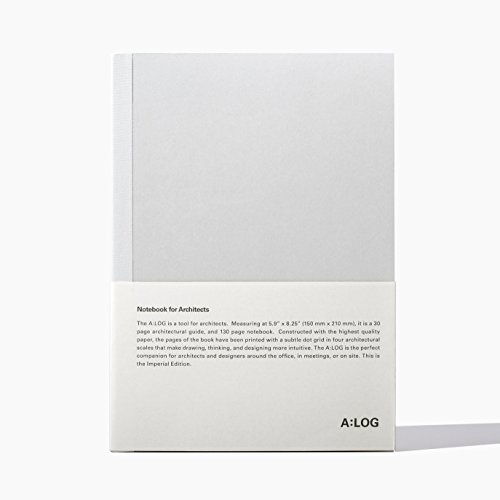 9780615883021: A:LOG, a Notebook for Architects. Imperial Edition.