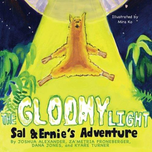 The Gloomy Light: Sal & Ernie's Adventure: Joshua Alexander, Za'Metria