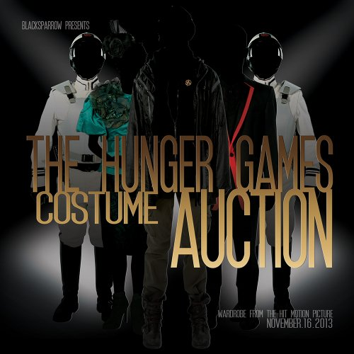 9780615888897: The Hunger Games Costume Auction
