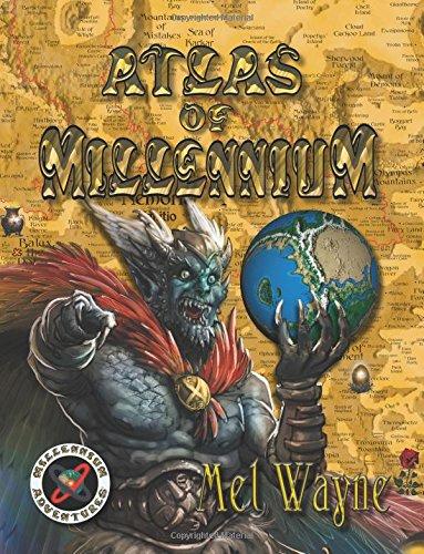 9780615890647: Atlas of Millennium