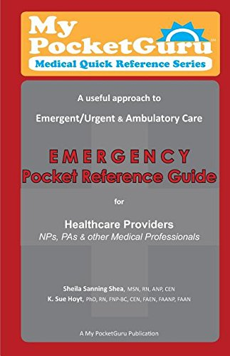 9780615890890: Pocket Reference Guide for Healthcare Providers, NPs, PAs & other Medical Professionals