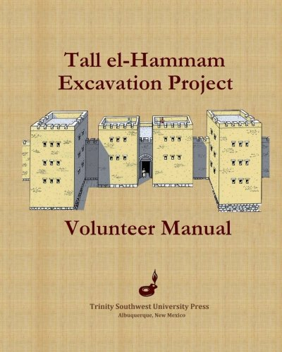 9780615901787: Tall el-Hammam Excavation Project Volunteer Manual
