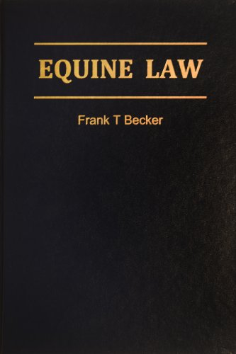 9780615903477: Equine Law