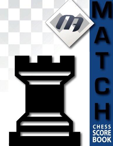 9780615911694: MATCH Chess Scorebook