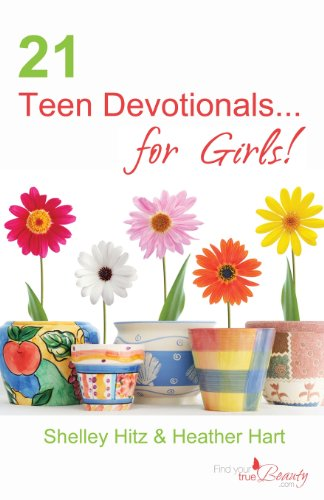 9780615914831: 21 Teen Devotionals...For Girls! (True Beauty Books) (Volume 1)