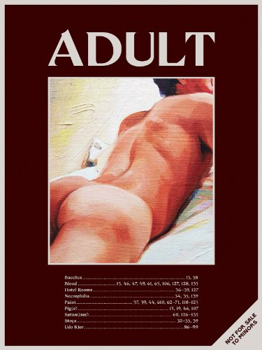 9780615914954: Adult, Issue No. 2