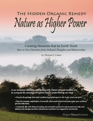 9780615915128: The Hidden Organic Remedy: Nature As Higher Power: Creating Moments That Let Earth Teach