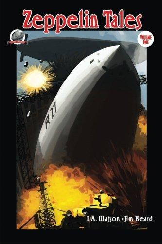 9780615915548: Zeppelin Tales (Volume 1)