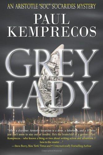 "9780615918228: Grey Lady: Volume 7 (Aristotle ""Soc"" Socarides)"