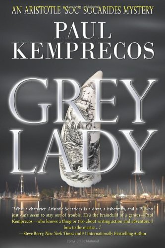 Grey Lady: Paul Kemprecos