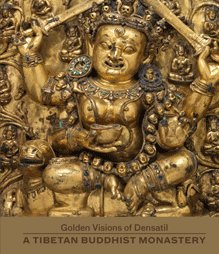 9780615926179: Golden Visions of Densatil: A Tibetan Buddhist Monastery