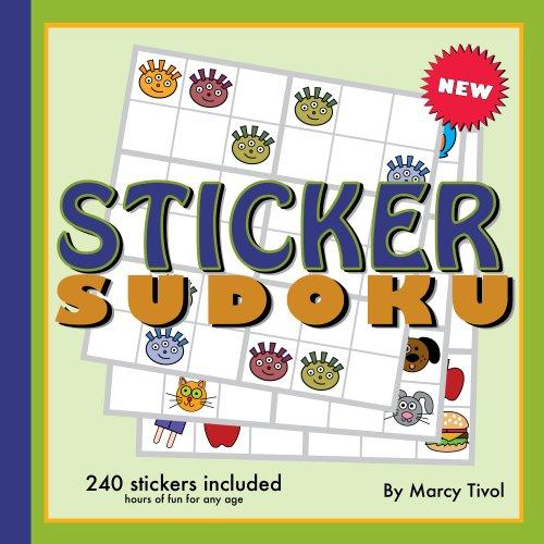 9780615930268: Sticker Sudoku