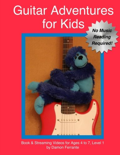 9780615933788: Guitar Adventures for Kids, Level 1: Fun, Step-By-Step, Beginner Lesson Guide to Get You Started (Book & Videos)