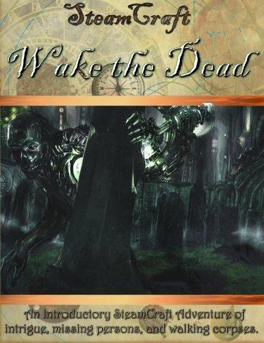 9780615935928: SteamCraft: Wake the Dead: Part 1: Volume 1