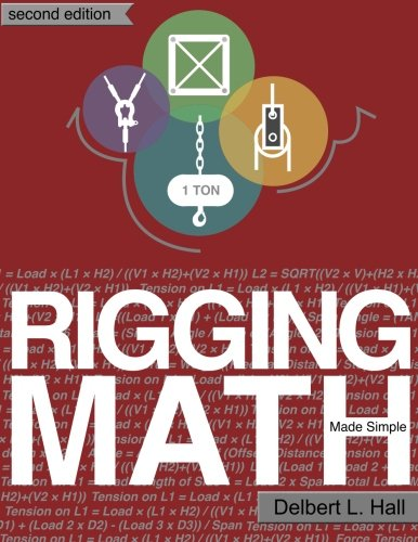 9780615944838: Rigging Math Made Simple, Second Edition