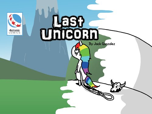 Last Unicorn: Jack Gonzalez