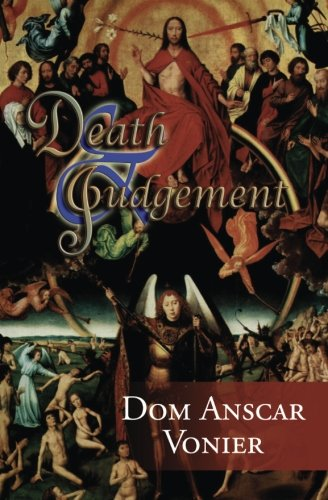 Death and Judgement (Paperback or Softback): Vonier, Dom Anscar