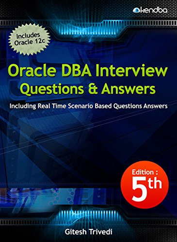 9780615947846: Oracle DBA Interview Questions & Answers