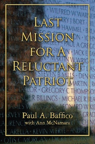 9780615952086: Last Mission for A Reluctant Patriot