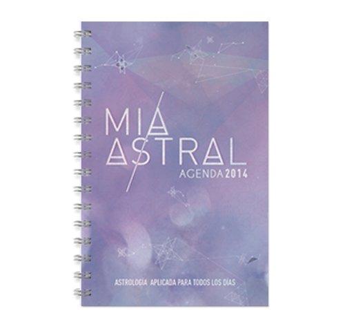 9780615953922: Mia Astral Agenda 2014