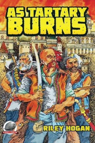 As Tartary Burns: Riley Hogan