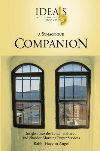 A Synagogue Companion: Insights into the Torah, Haftarot, and Shabbat Morning Prayer Services: ...