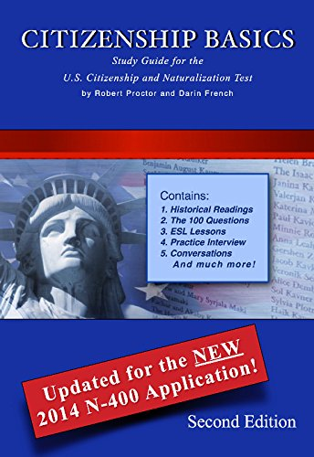 9780615958156: Citizenship Basics Textbook and Audio CD U S