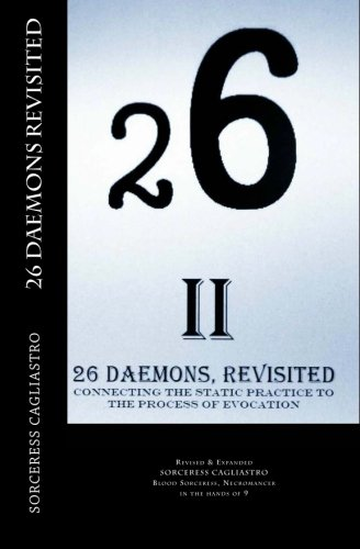 9780615964416: 26 Daemons Revisited: Second Edition, Expanded