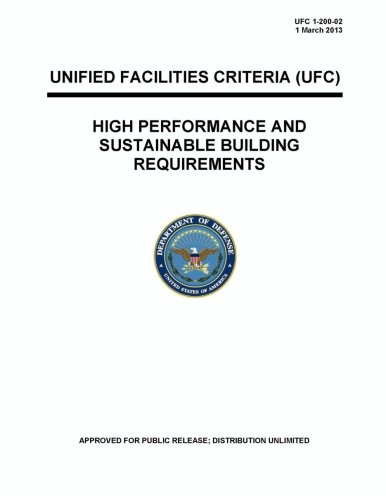 9780615967882: UFC 1-200-02 High Performance and Sustainable Building Requirements
