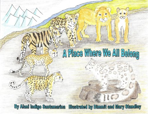 A Place Where We All Belong: Alani Indigo Santamarina