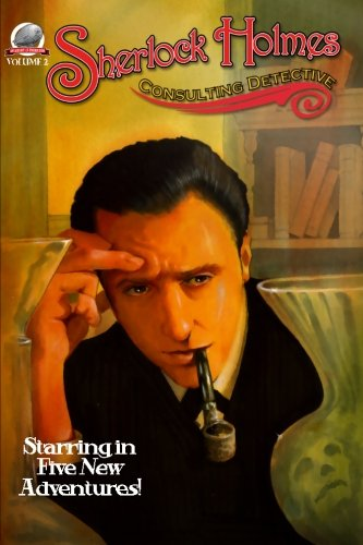 9780615973036: Sherlock Holmes: Consulting Detective Volume 2