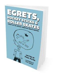 Egrets, Hockey Sticks, & Roller Skates