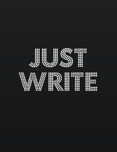 9780615976259: Just Write: Dotted Notebook/Journal