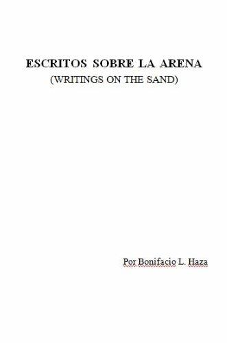 9780615976891: ESCRITOS SOBRE LA ARENA (WRITINGS ON THE SAND)