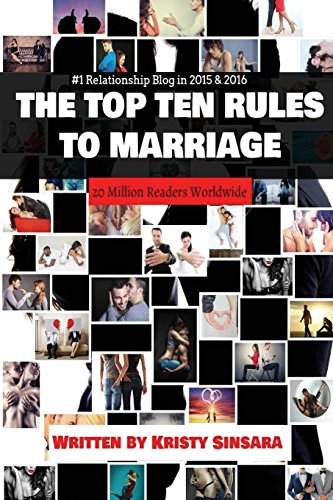 9780615982441: The Top Ten Rules to Marriage: The Secrets No One Ever Tells You...but are mandatory for a healthy relationship!