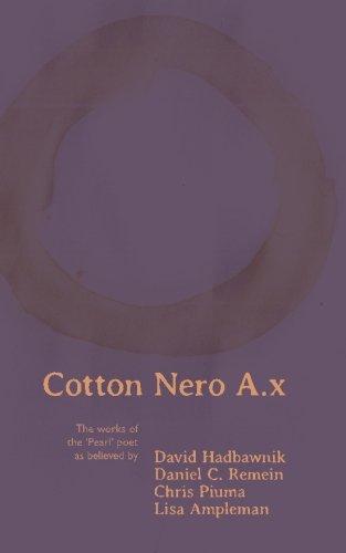 9780615983912: Cotton Nero A.x