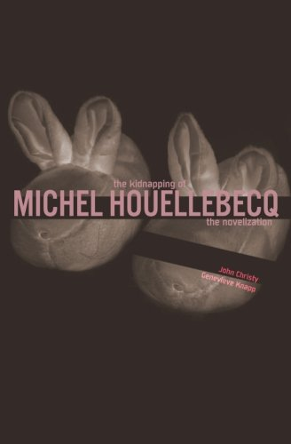 9780615991177: The Kidnapping of Michel Houellebecq: The Novelization
