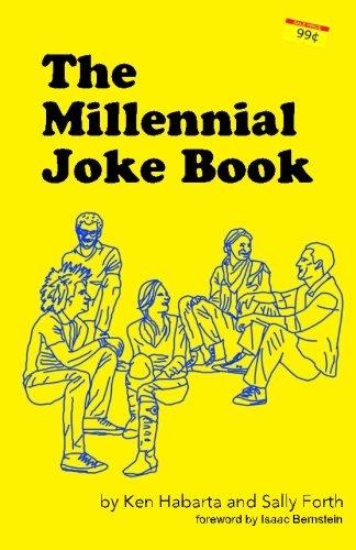 9780615994994: The Millennial Joke Book (Generational Jokes) (Volume 1)