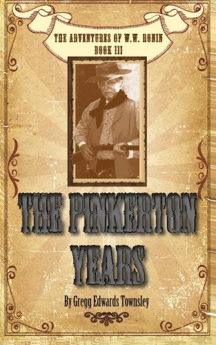 9780615995304: The Pinkerton Years