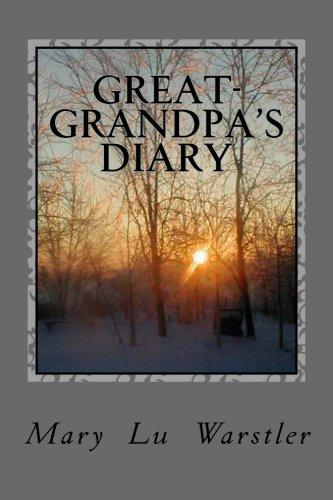 9780615995830: Great-grandpa's Diary
