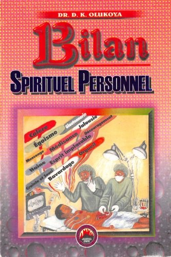 9780615997865: Bilan Spirituel Personnel