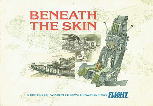 9780617012689: Beneath the Skin: a History of Aviation: Cut-away Drawings from