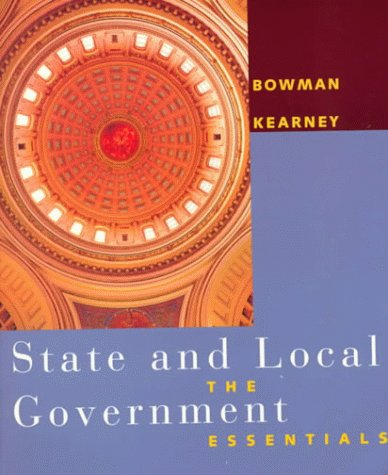 9780618000333: State And Local Government Essentials