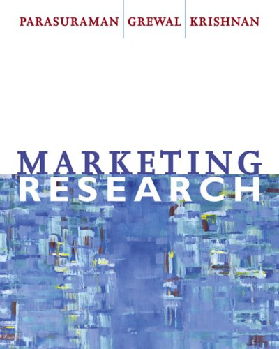 9780618000623: Marketing Research